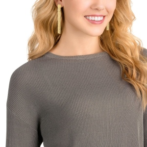 Kolczyki SWAROVSKI - Fit Long Pierced Earrings 5364807