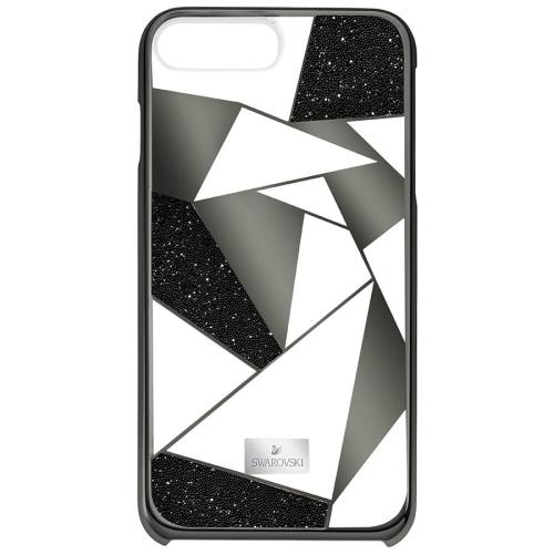 Etui Swarovski -Heroism Smartphone Case with Bumper, iPhone® 8 Plus, Black  5356651