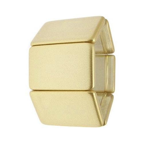 Bransoleta STAMPS - Belta Metallic Gold