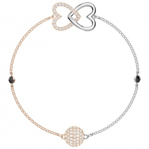 Bransoletka SWAROVSKI - Remix Collection Forever, Mixed plating 5375199
