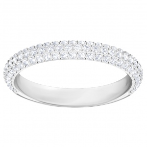 Pierścionek SWAROVSKI - Stone Mini Ring, White 5402437 52