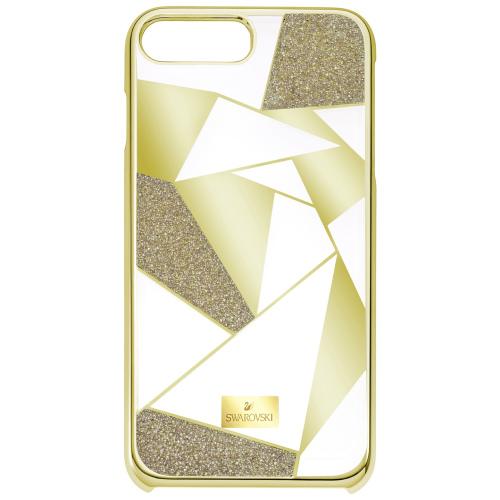 Etui Swarovski - iPhone®  8 Plus Gold 5374496