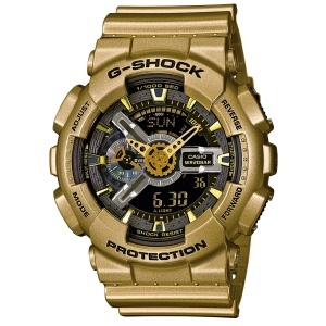 CASIO G-SHOCK GA-110GD-9BER