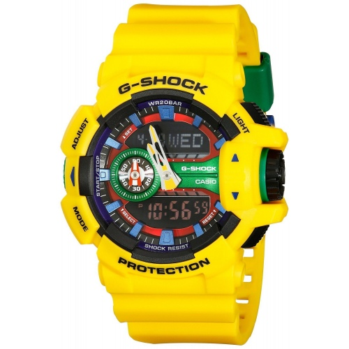 CASIO G-SHOCK GA-400-9AER