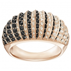 Pierścionek SWAROVSKI - Luxury Domed Ring 5412037 52