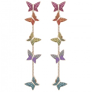 Kolczyki SWAROVSKI - Subtle Pierced Earrings 5403217