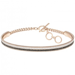 Bransoletka SWAROVSKI - Live Thin Bangle 5368038 M