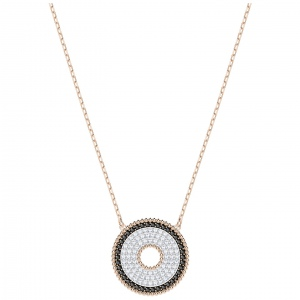 Naszyjnik SWAROVSKI - Lollypop Necklace, Rose gold 5367825