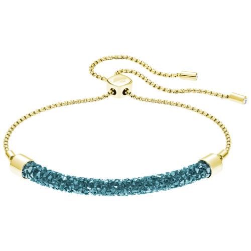 Bransoletka SWAROVSKI -  Long Beach Bracelet, Gold 5404436
