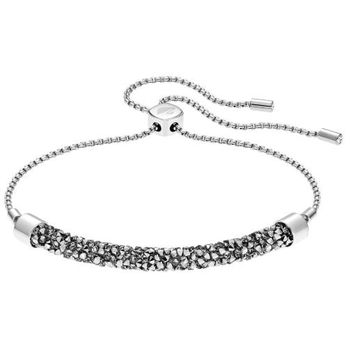 Bransoletka SWAROVSKI - Long Beach Bracelet, Silver 5404435