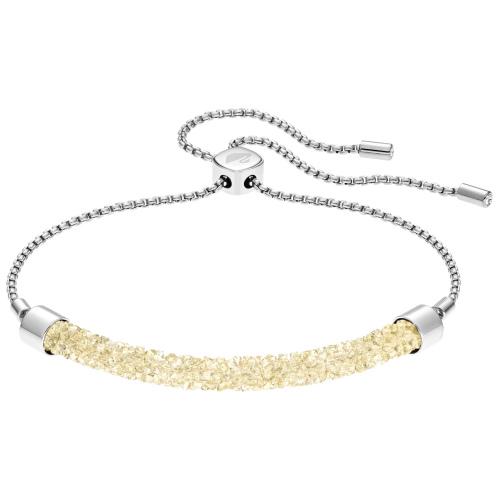 Bransoletka SWAROVSKI - Long Beach Bracelet, Silver 5404439
