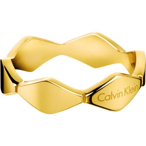Pierścionek Calvin Klein Jewellery Ring KJ5DJR100108 B