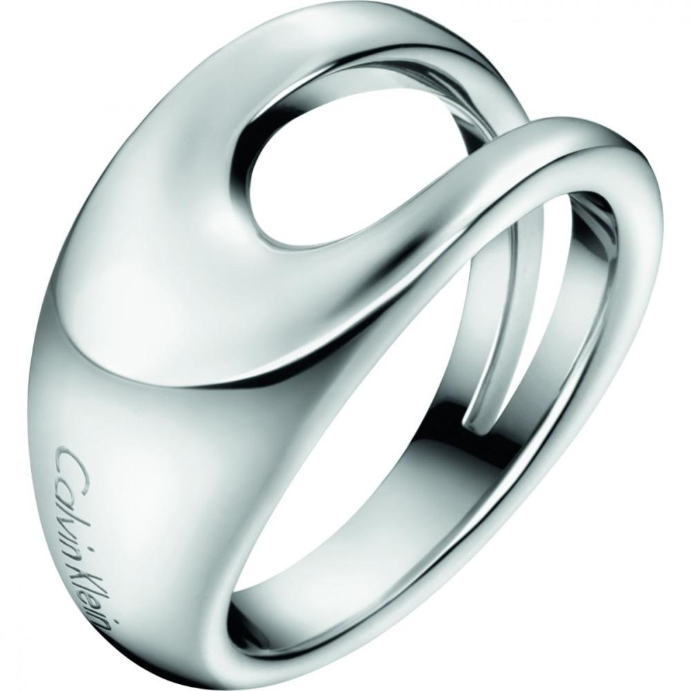 Pierścionek Calvin Klein Ring KJ3YMR000107 B