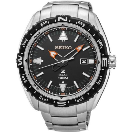Seiko SSC607P1 Prospex Solar Chronograph
