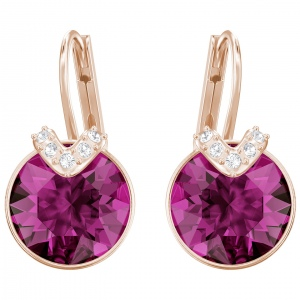 Kolczyki SWAROVSKI -Bella V Pierced Earrings 5389357