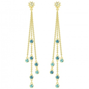 Kolczyki SWAROVSKI -Last Summer Pierced Earrings 5379718
