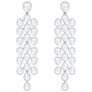 Kolczyki SWAROVSKI - Lake Pear Chandelier Pierced Earrings 5368249