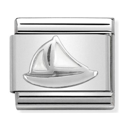 Nomination -  Link 925 Silver Żaglówka 330202/47