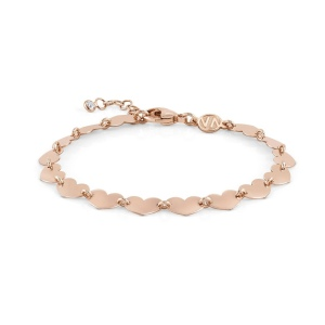 Bransoletka Nomination Rose Gold - Armonie 146901/002