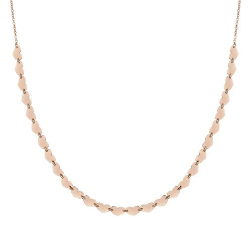 Naszyjnik Nomination Rose Gold - Armonie 146902/002