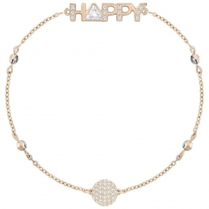 Bransoletka SWAROVSKI - Remix Collection, Happy 5423171 M