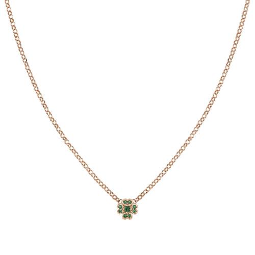 Naszyjnik Nomination Rose Gold - Gioi 146221/023