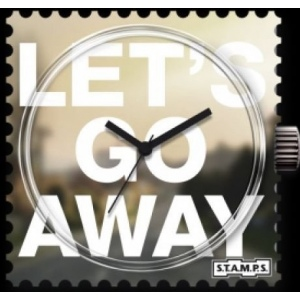 Zegarek STAMPS - Let's Go Away 1411101