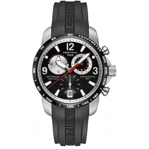 Certina C001 639 27 057 00 DS Podium GMT