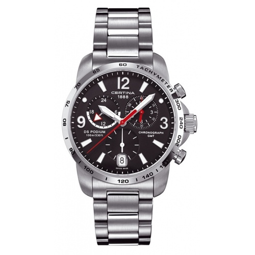 Certina C001 639 11 057 00 DS Podium GMT