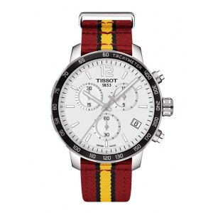 Tissot T095.417.17.037.08 QUICKSTER Special Edition Miami Heat