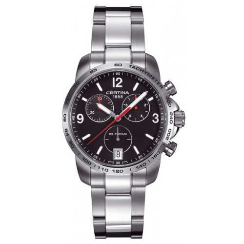 Certina C001 417 11 057 00 DS Podium Chronograph