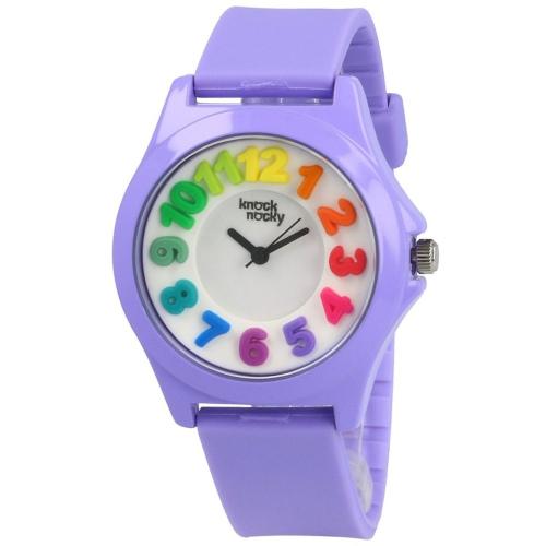 Zegarek Dziecięcy Knock Nocky RB3522005 Rainbow