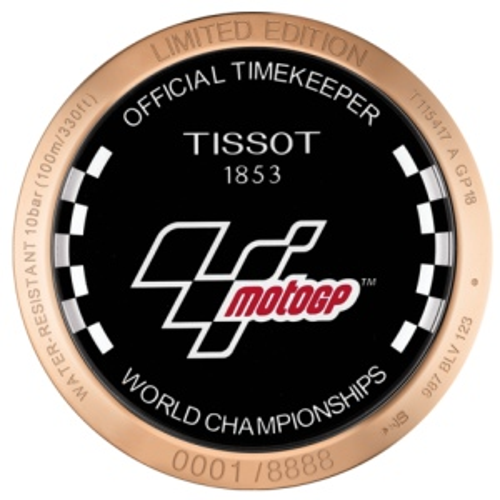 Tissot Special Collections T115.417.37.061.00 T-RACE MOTOGP 2018