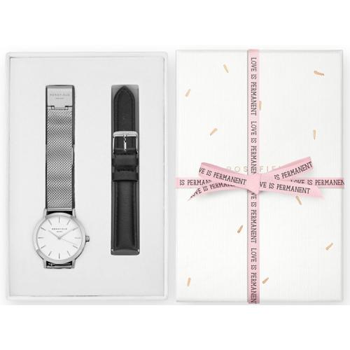 Zegarek Damski Rosefield TSSLB-X191 Zestaw Prezenetowy na Dzień Matki