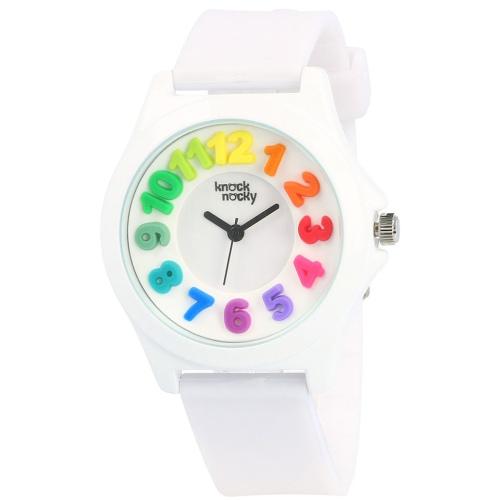 Zegarek Dziecięcy Knock Nocky RB3029000 Rainbow