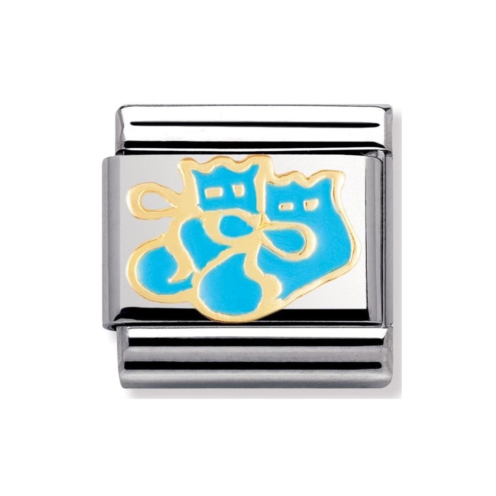 Nomination - Link Silver Buciki 030228/14