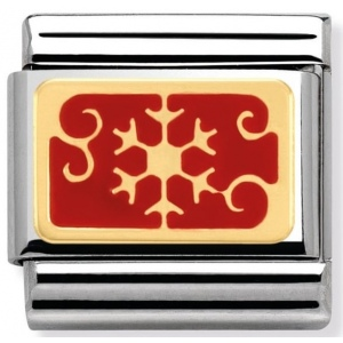 Nomination - Link Silver Płatek Śniegu 030282/05