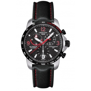 Certina C001 639 21 057 10 DS Podium GMT