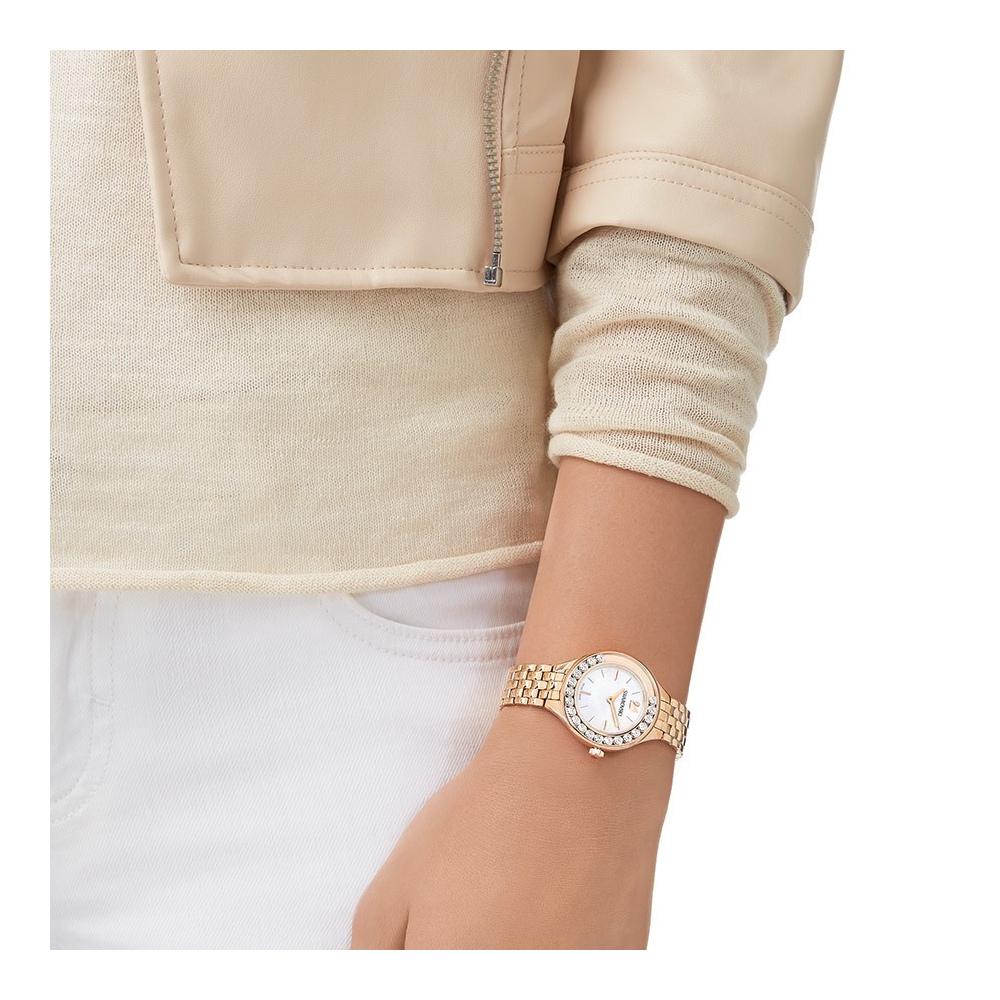 Zegarek Swarovski Lovely Crystals Mini Rose Gold Tone 5261496