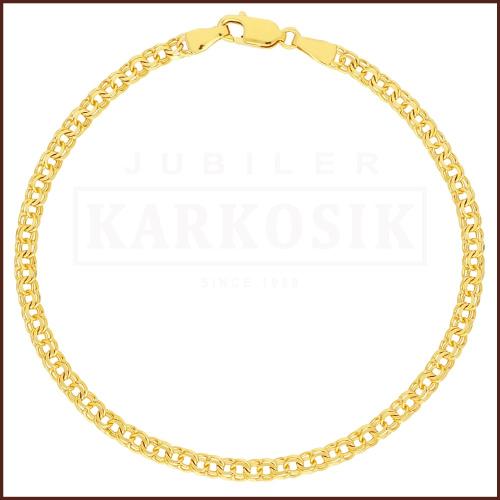 Złota Bransoletka Nonna 20cm pr.585