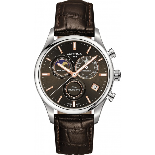 Certina C033.450.16.031.00 DS-8 Moon Phase
