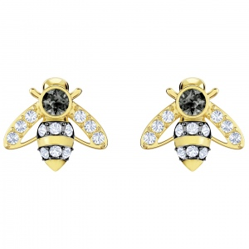 Kolczyki SWAROVSKI - Magnetic Bee, Gold 5429351