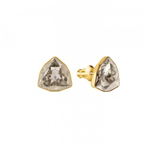 Kolczyki SWAROVSKI - March Stud Fox, Gold 5421726