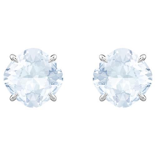 Kolczyki SWAROVSKI - Mix Crystal Stud, Light Blue Small 5427950