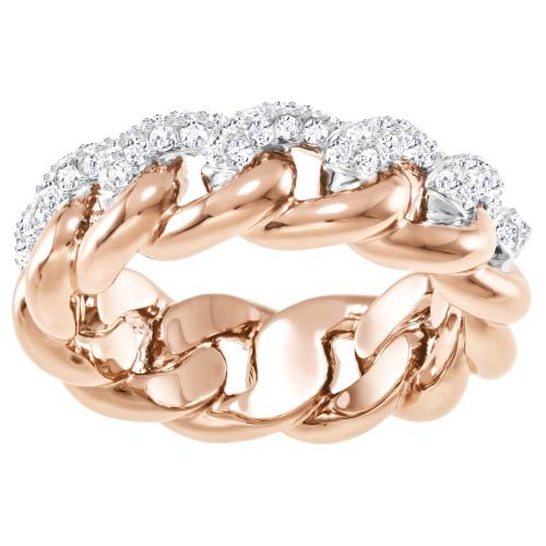 Pierścionek SWAROVSKI - Lane Ring Medium 5409185 58