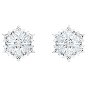 Kolczyki SWAROVSKI - Magic, White 5428430