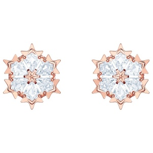 Kolczyki SWAROVSKI - Magic, Rose Gold 5428429