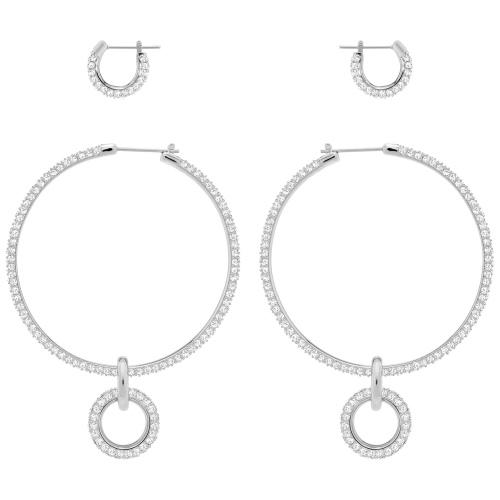 Zestaw Kolczyków SWAROVSKI - Stone Earrings Set 5437971