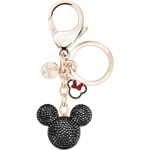 Brelok Swarovski - Mickey Bag Charm, Rose Gold 5435473