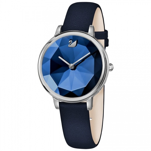 Zegarek Swarovski Crystal Lake, Leather Strap 5416006